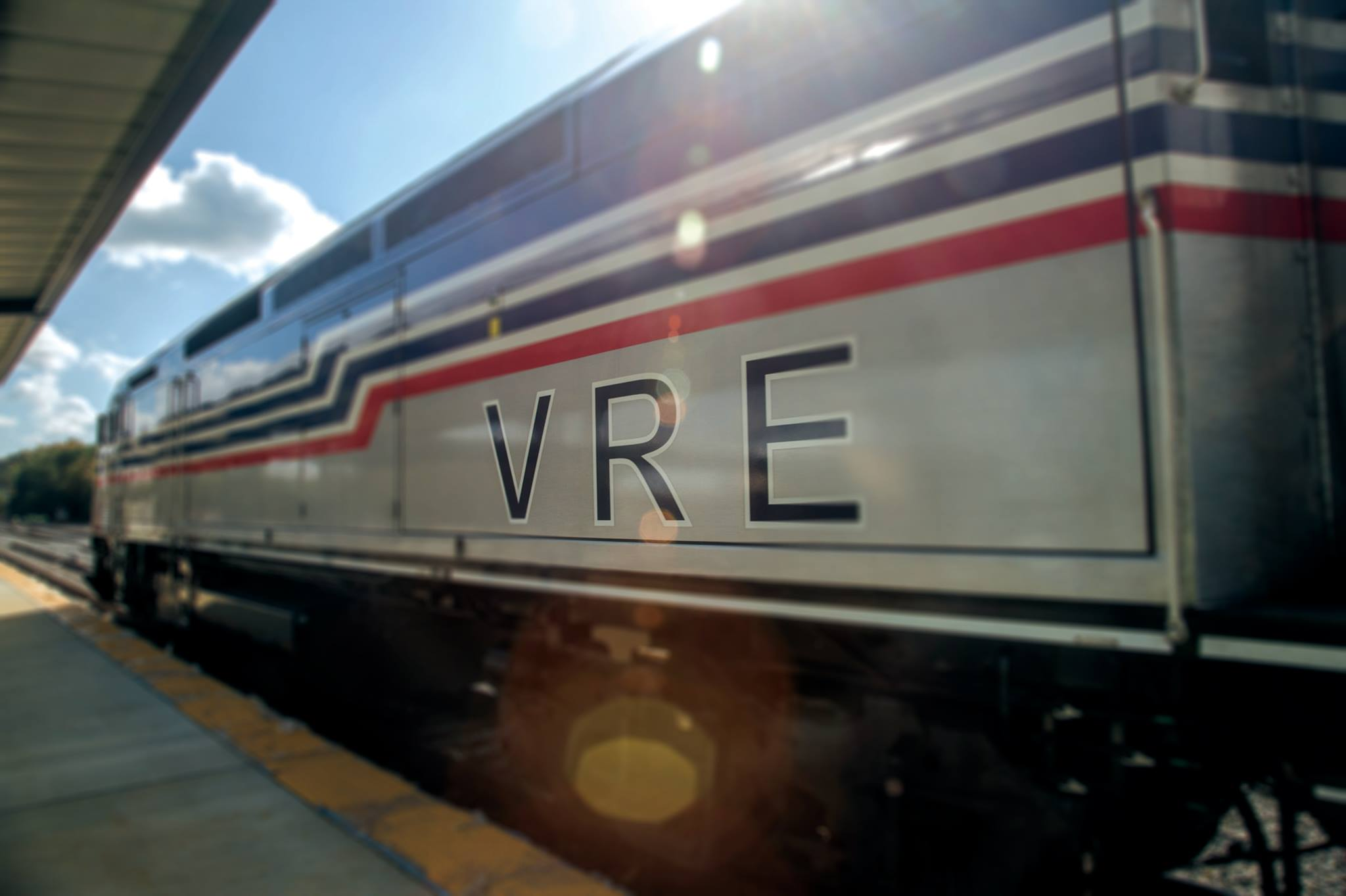 Crystal City Civic Association Train Horn Two Tone Clear Issues Arose From The June 7 Vre Meetings In Location Of New Station 3 Options And Need To Solve Noise
