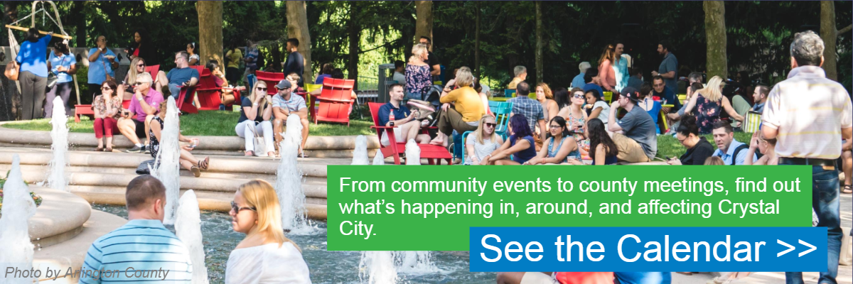 Crystal City Events